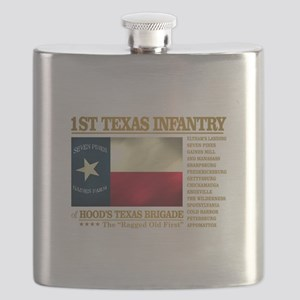 1st Texas Infantry (BH2) Flask