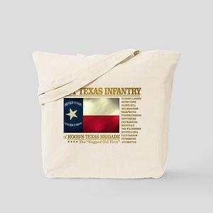 1st Texas Infantry (BH2) Tote Bag