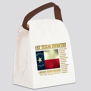 1st Texas Infantry (BH2) Canvas Lunch Bag