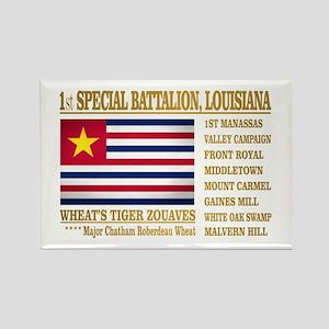 1st Sp Bat, Louisiana Magnets