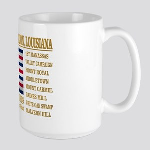 1st Sp Bat, Louisiana Mugs