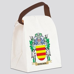 Cameron Coat of Arms - Family Cre Canvas Lunch Bag