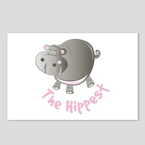 The Hippest Postcards (Package of 8)
