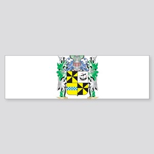 Campbell- Coat of Arms - Family Cre Bumper Sticker