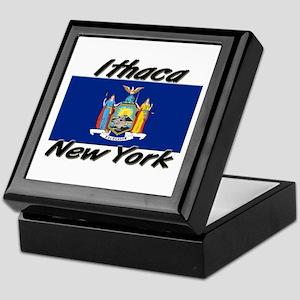 Ithaca New York Keepsake Box