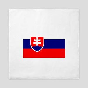 Slovakia Queen Duvet