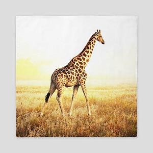 Giraffe Queen Duvet