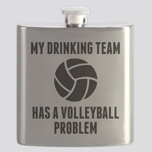 Drinking Team Volleyball Problem Flask