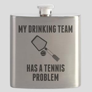 Drinking Team Tennis Problem Flask