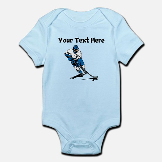 Hockey Player Body Suit