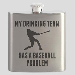 Drinking Team Baseball Problem Flask