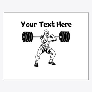Weightlifter Posters