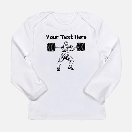 Weightlifter Long Sleeve T-Shirt