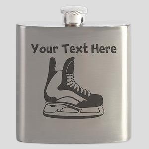 Hockey Skate Flask