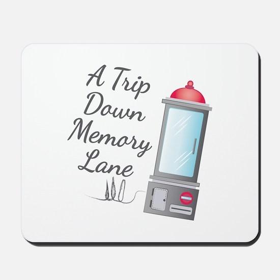 Memory Lane Mousepad