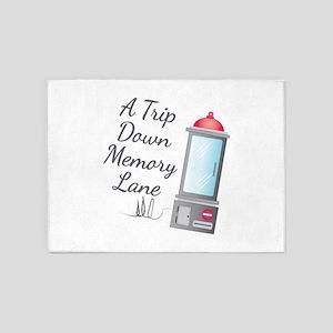 Memory Lane 5'x7'Area Rug