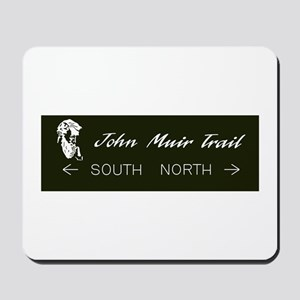 John Muir Trail, California Mousepad