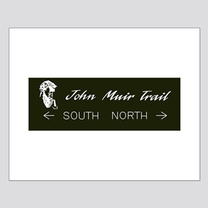 John Muir Trail, California Small Poster