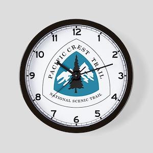 Pacific Crest Trail, California Wall Clock
