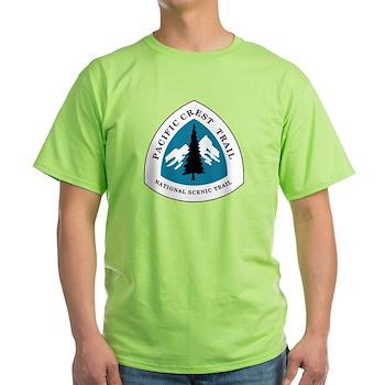 Pacific Crest Trail, California Light T-Shirt