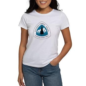 Pacific Crest Trail, California Women's T-Shirt