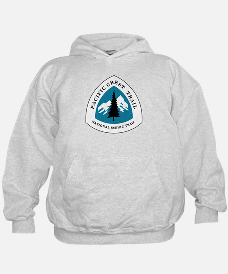 Pacific Crest Trail, California Hoodie
