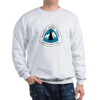 Pacific Crest Trail, California Sweatshirt