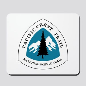 Pacific Crest Trail, California Mousepad