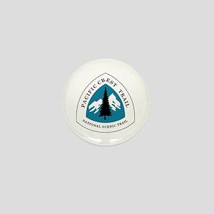 Pacific Crest Trail, California Mini Button