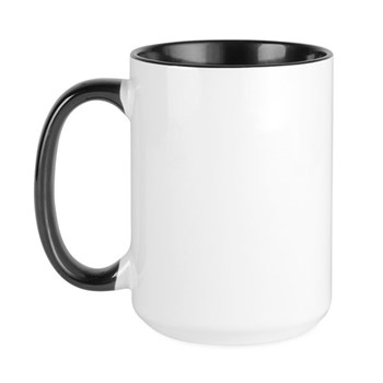 Pacific Crest Trail, California Large Mug