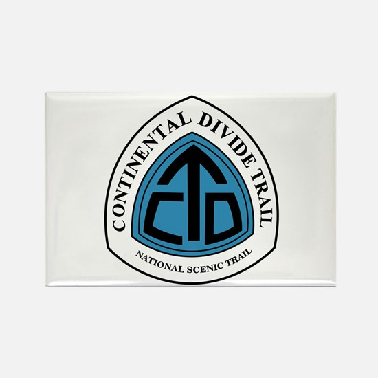 Continental Divide Trail, Colorad Rectangle Magnet