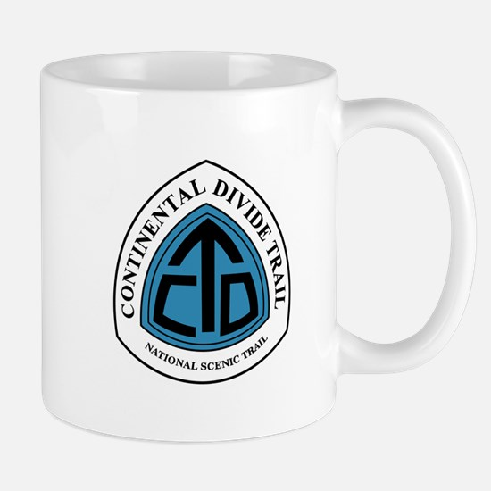 Continental Divide Trail, Colorado Mug
