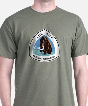 Ice Age Trail, Wisconsin T-Shirt