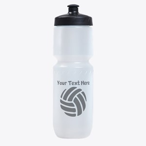 Volleyball Sports Bottle