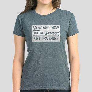 Don't Fraternize, Germany 194 Women's Dark T-Shirt