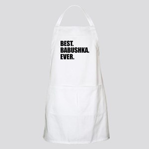 Best. Babushka. Ever. Apron