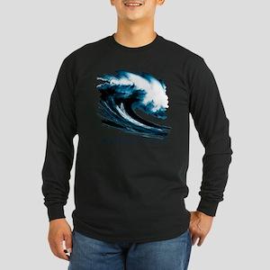 Surfer Slang: Mavericks Long Sleeve T-Shirt