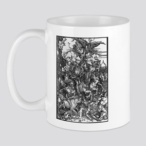 Four Horsemen of the Apocalypse Mug