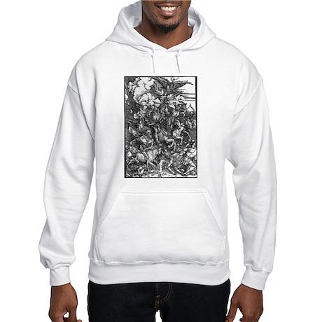 Four Horsemen of the Apocalypse Hooded Sweatshirt