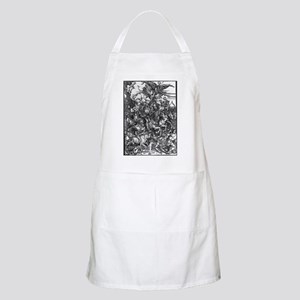 Four Horsemen of the Apocalypse BBQ Apron