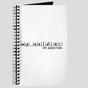 My Soldier, My Addiction Journal