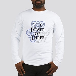 Charmed: The Power of Three He Long Sleeve T-Shirt
