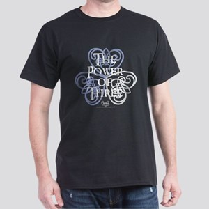 Charmed: The Power of Three Heart Dark T-Shirt