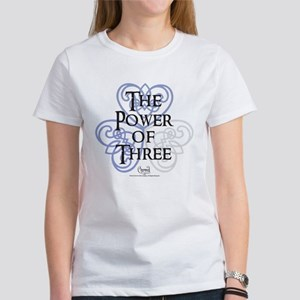 Charmed: The Power of Three Heart Women's T-Shirt