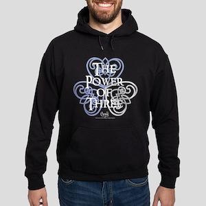Charmed: The Power of Three Heart Hoodie (dark)