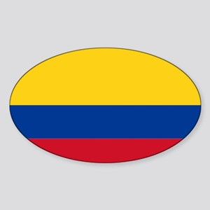 Falg of Colombia Sticker