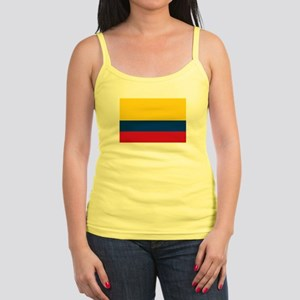 Falg of Colombia Tank Top
