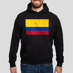 Falg of Colombia Hoodie (dark)
