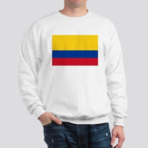 Falg of Colombia Sweatshirt
