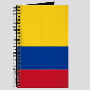 Falg of Colombia Journal